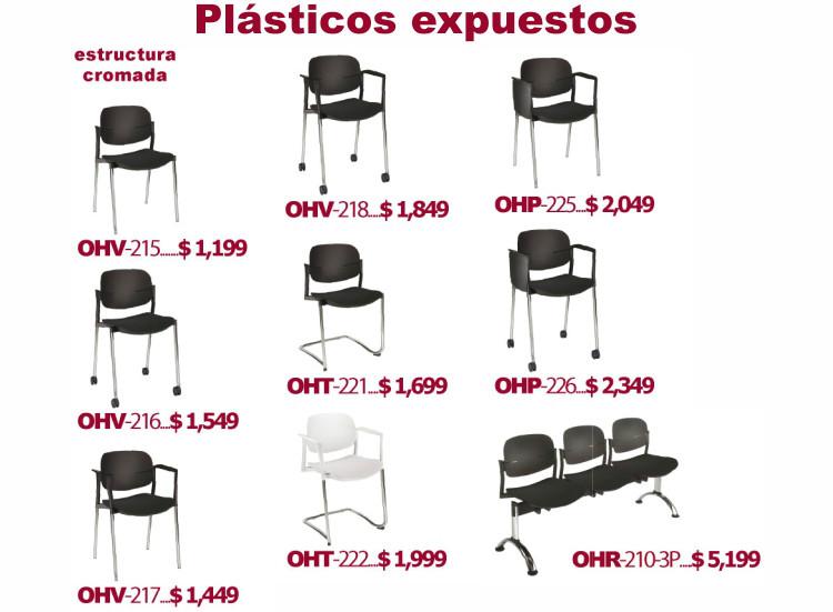 Oficlass muebles de oficna silleria ofcilas muebles for Silleria para oficina