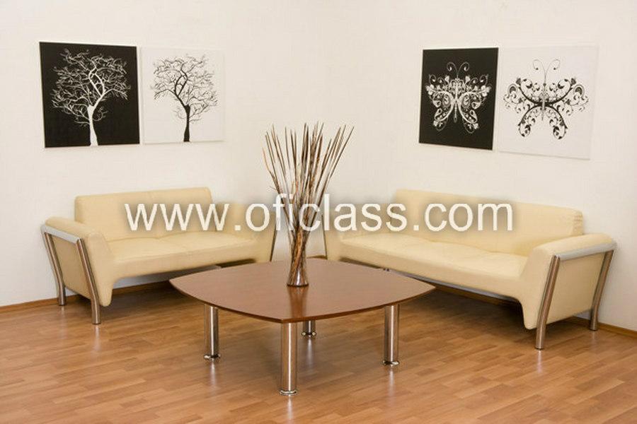 Oficlass muebles de oficna salas de espera ofcilas for Muebles modernos para oficinas pequenas