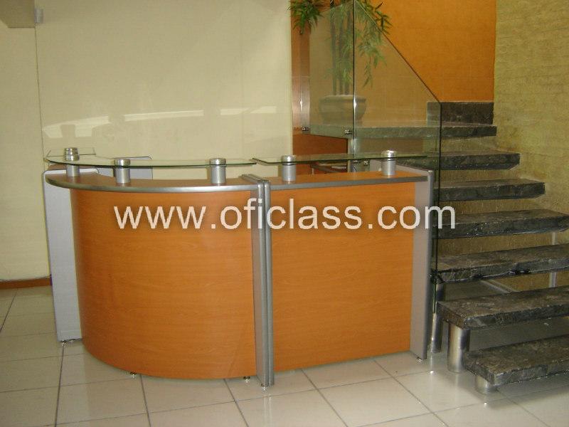 Oficlass Muebles de Oficna » Recepciones - ofcilas ...