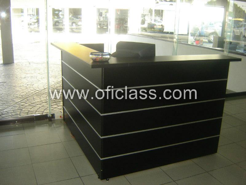 Oficlass muebles de oficna recepciones ofcilas for Muebles para oficina modernos