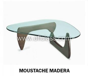 MOUSTACHE MADERA